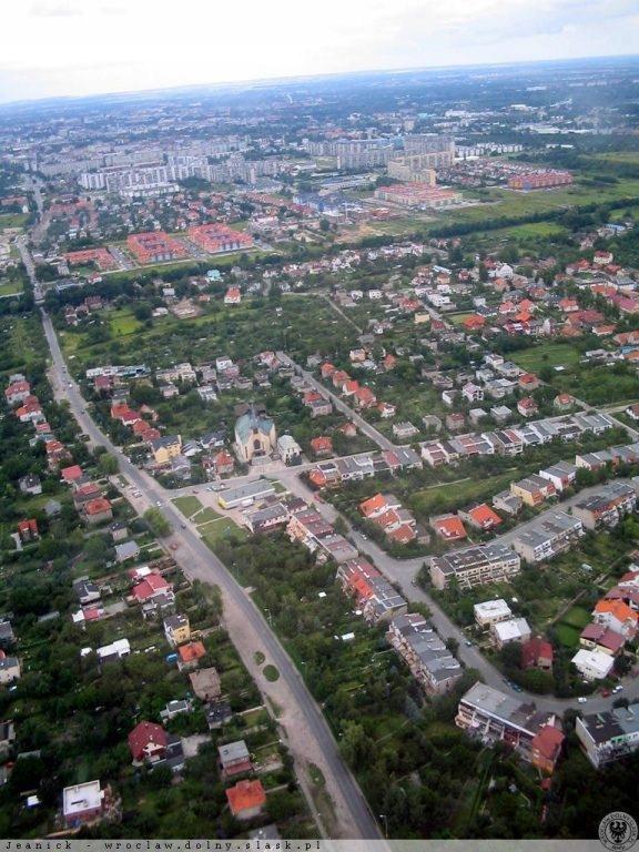 Działka, Wrocław, Krzyki, Wojszyce, 3500 m²