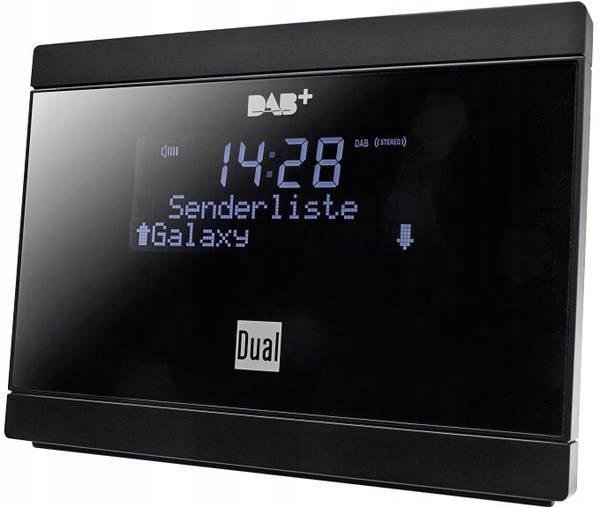 Adapter radia DAB+ FM Dual DAB 2A 72885