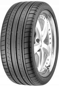 2x Dunlop 285/40 R18 SP SPORT MAXX GT DSST