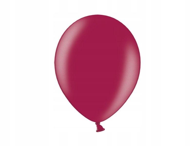 """""""Balony 12'', Metallic Plum (1op=100szt)"""