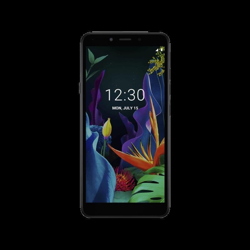 "Smartfon LG K20 6GB Black (5,45""; FWVGA; 960x"