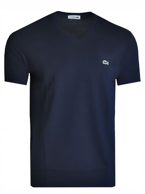 T-shirt męski Lacoste TH6710-166 - L