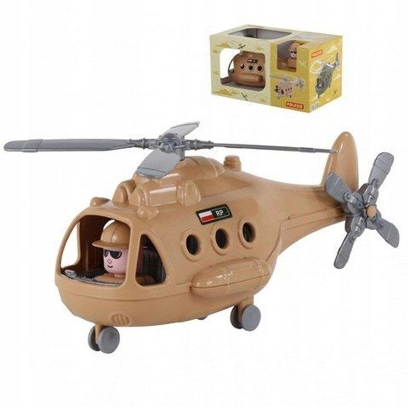 Helikopter Wojskowy Alfa Safari Wader QT