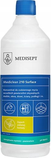 Mediclean 210 płyn do mycia powierzchni 1L
