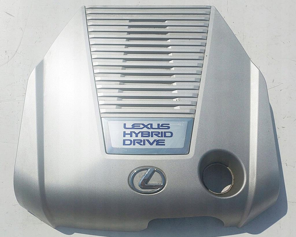 osłona pokrywa nakładka silnika LEXUS III GS450H