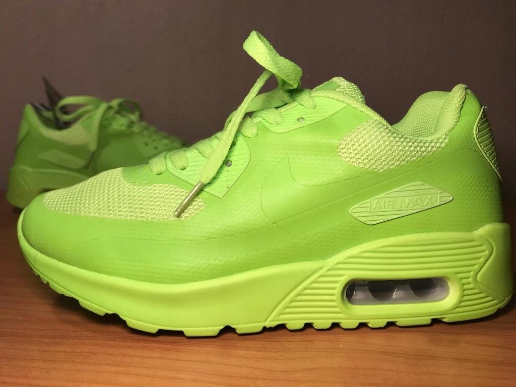 Nike Air Max damskie 37 zielone 7695392909 oficjalne