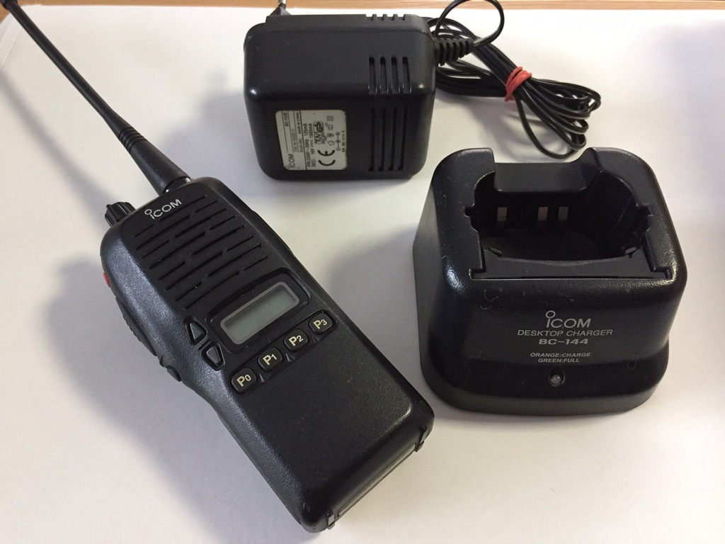 RADIOTELEFON ICOM IC-F3GS VHF 136-174 GWARANCJA