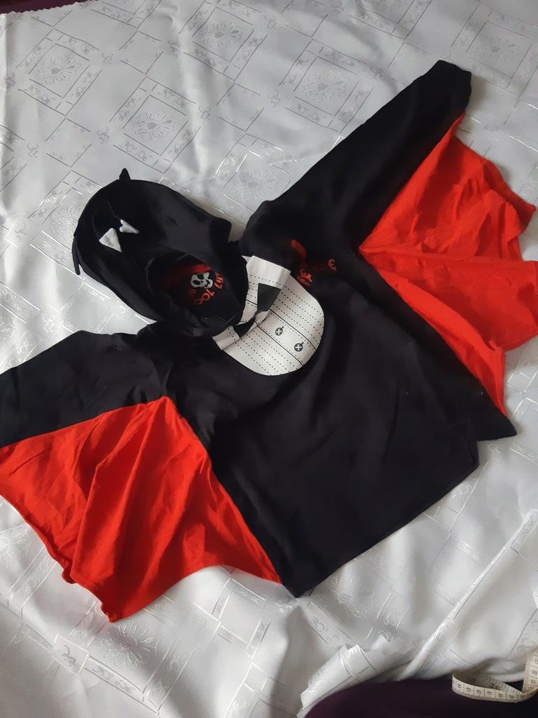 T-shirt bluzka z długim rękawem Karnawał BAL 116