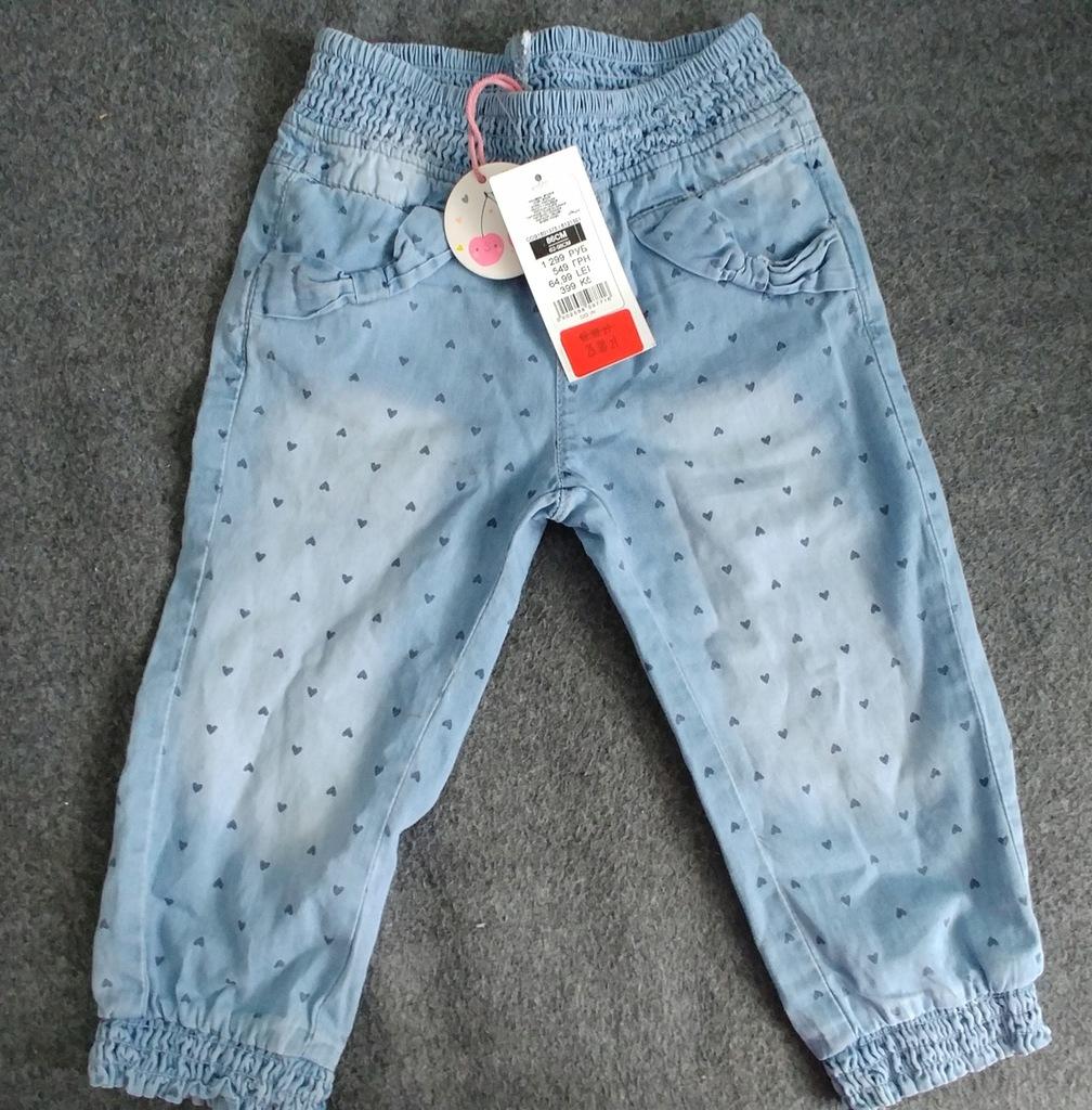 Spodnie Smyk