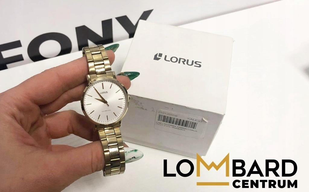 Zegarek Lorus PC21-X 173 komplet