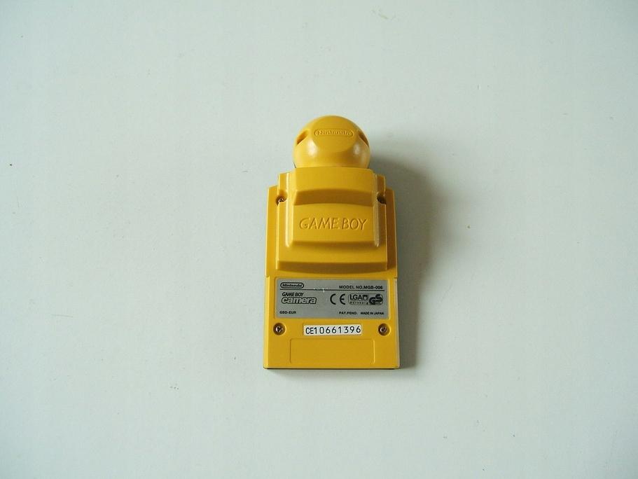 Oryginalna kamera Gameboy Game boy