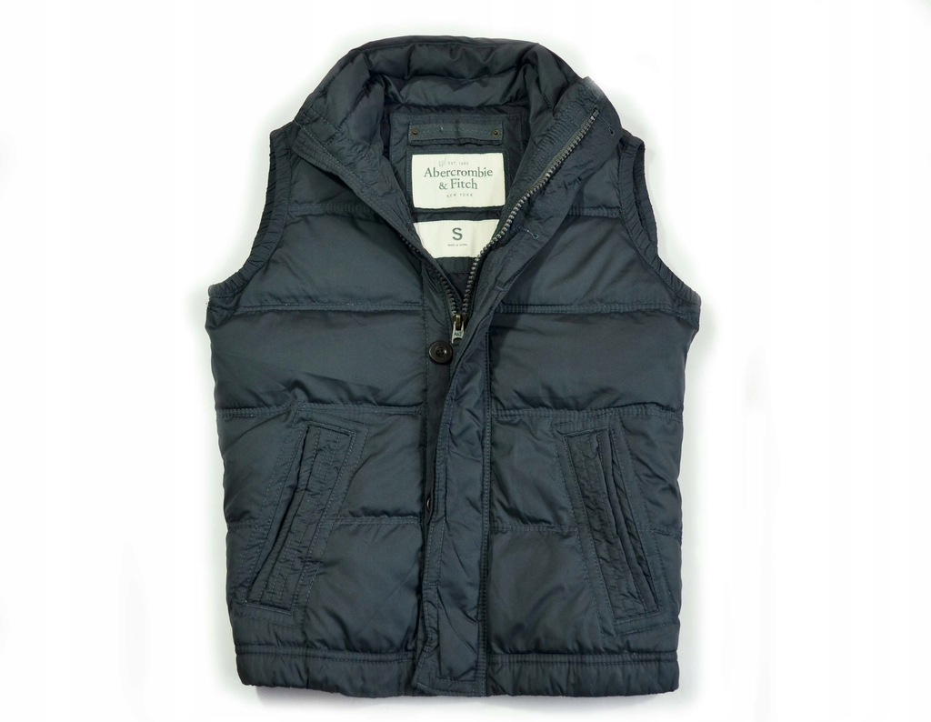 ABERCROMBIE & FITCH__ PUCHOWA_ CIEPLA___ S