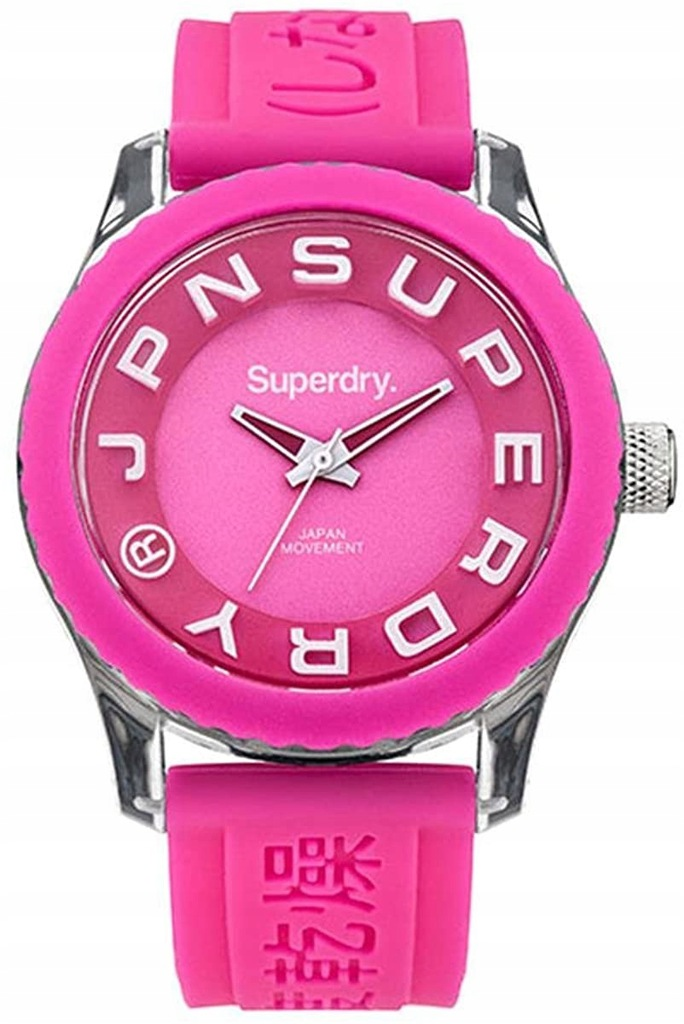 Zegarek - Superdry - dla kobiet - SYL146P