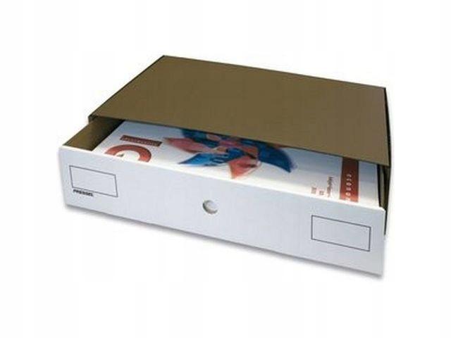 Pressel Szuflada A3 455mm x 335mm x 110mm brązowy