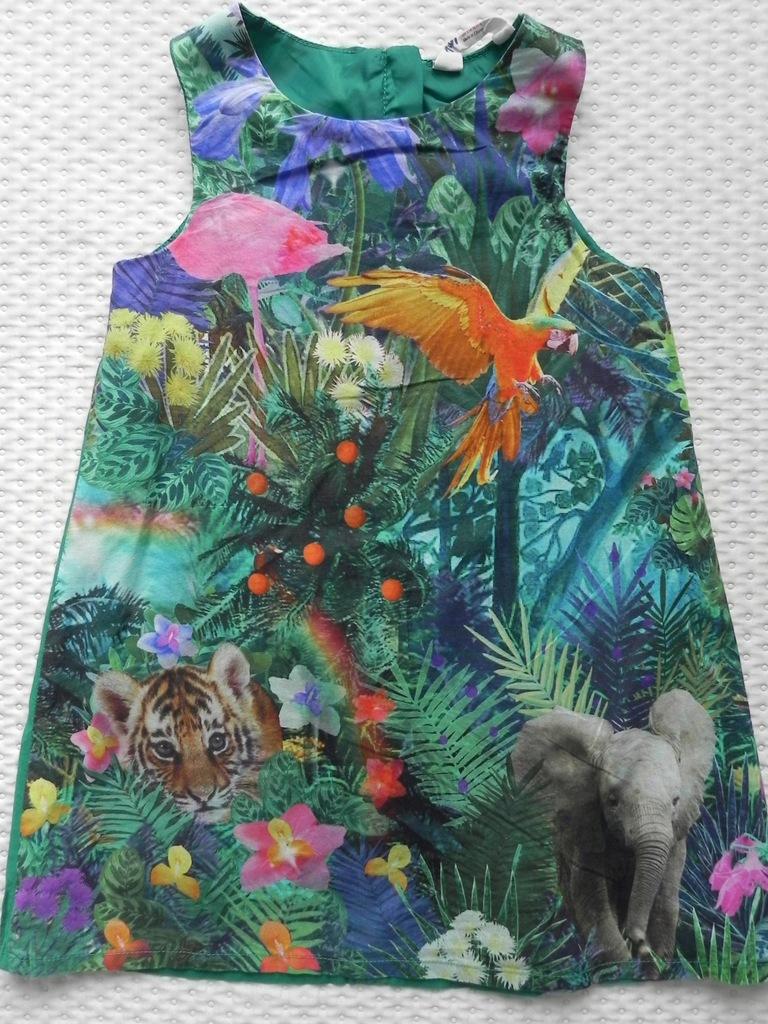 Sukienka H&M 3-4 latka 104 cm