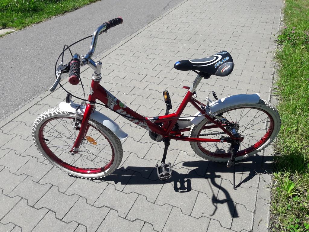 Rower dzieciecy UMIT ALPIN