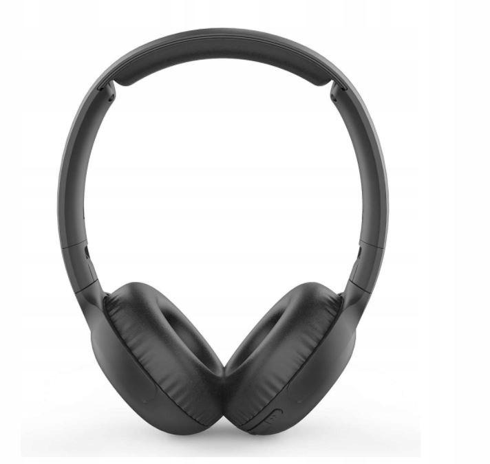 PHILIPS Słuchawki czarne BT TAUH202BK