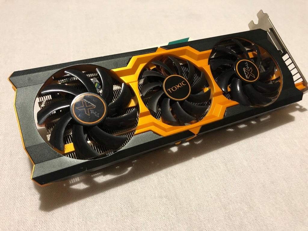 Karta Graficzna Sapphire Radeon TOXIC R9 270X 2GB
