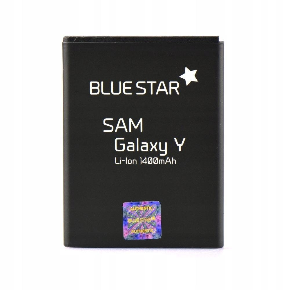 * BATERIA BLUE STAR Samsung Galaxy Y Wave 1400 mah