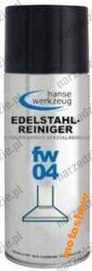 Płyn do czyszczenia stali nierdzewnej H.66004 GER