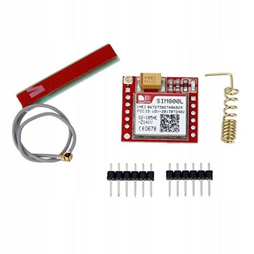 DollaTek SIM800L moduł GPRS GSM Arduino MCU