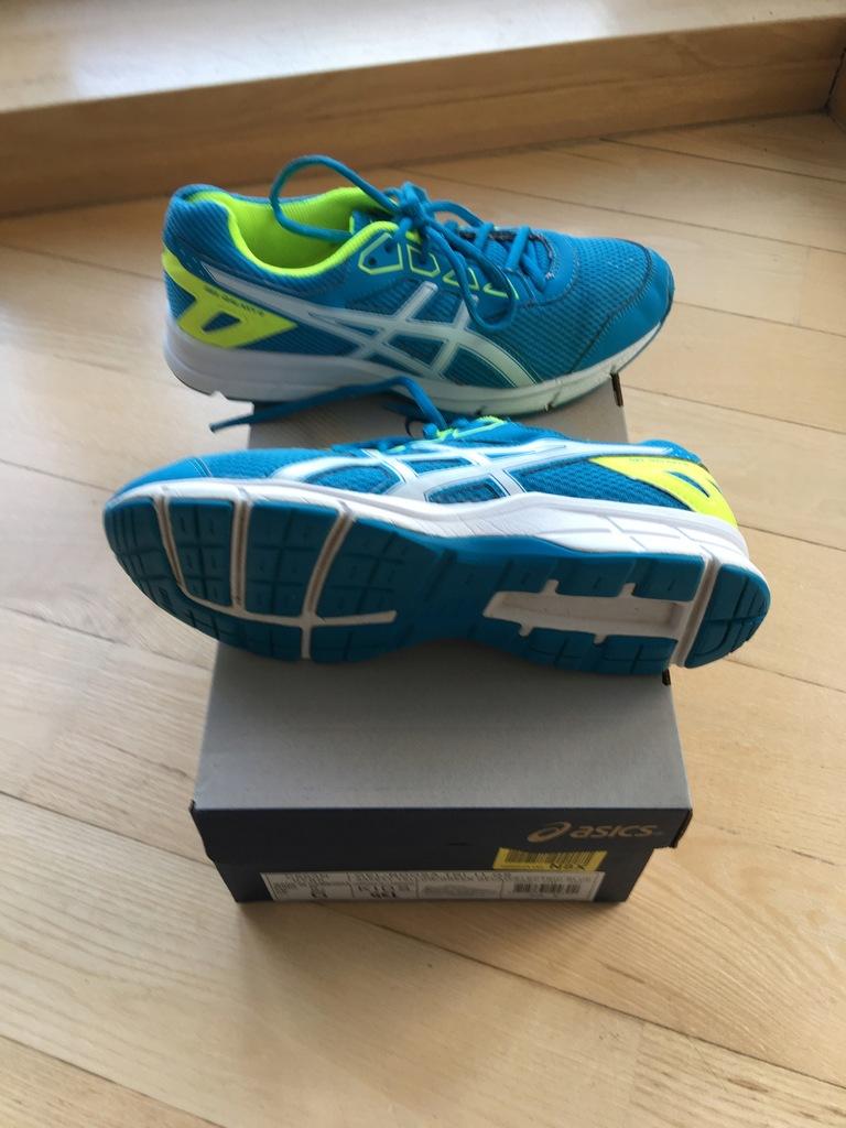 Chłopięce buty sportowe ASICS rozmiar 39