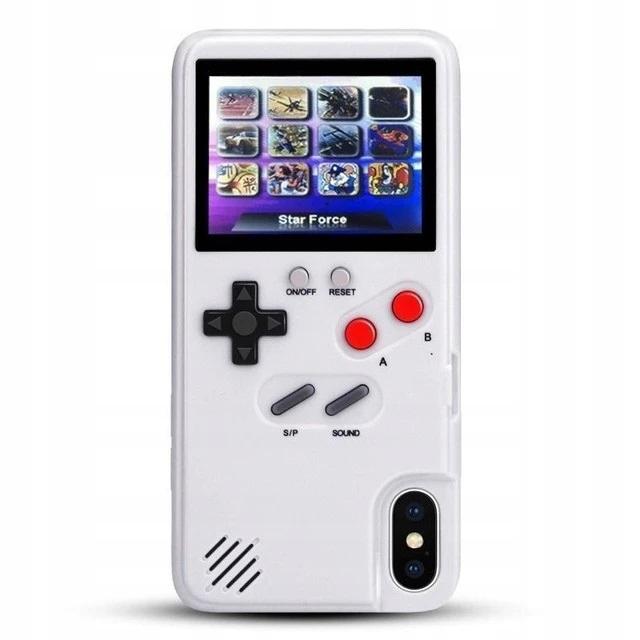 ETUI 36 Classic GameBoy iPhone X Game Case