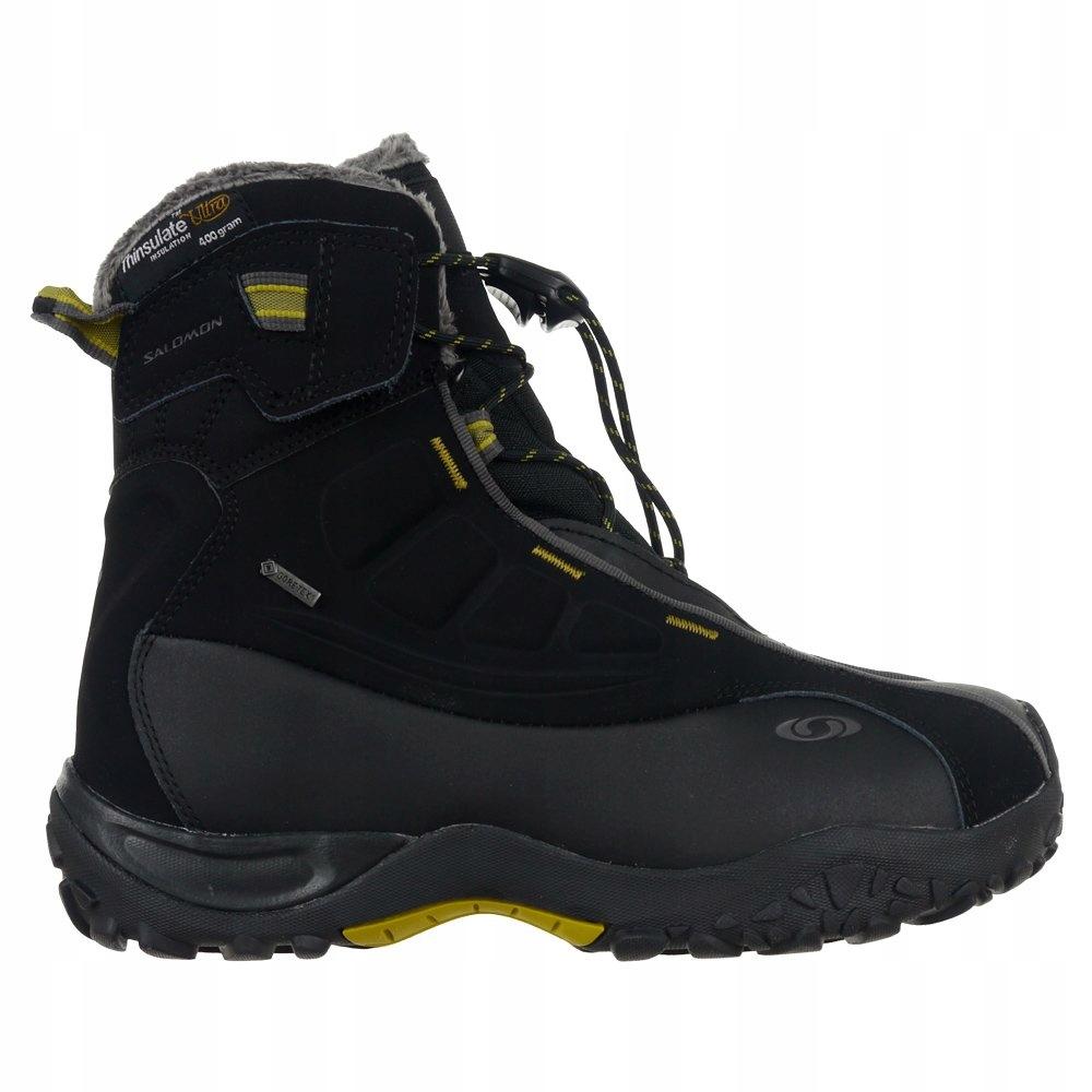 Buty za kostkę Salomon B52 śniegowce trekkingowe