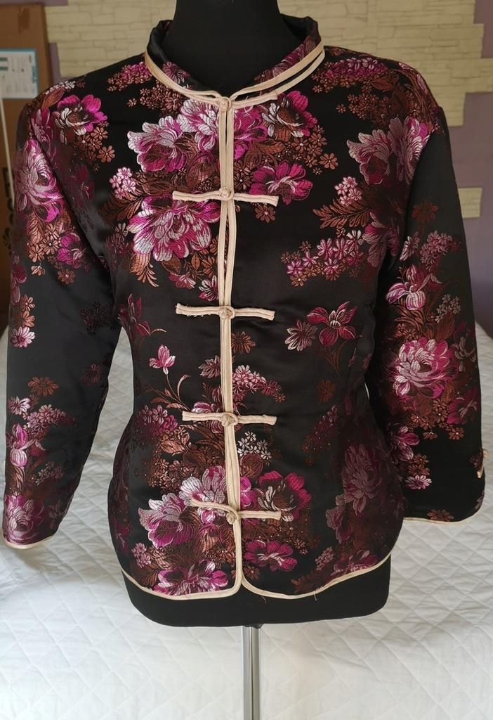 Marynarka/Żakiet chiński styl,ATMOSPHERE,42(XL)
