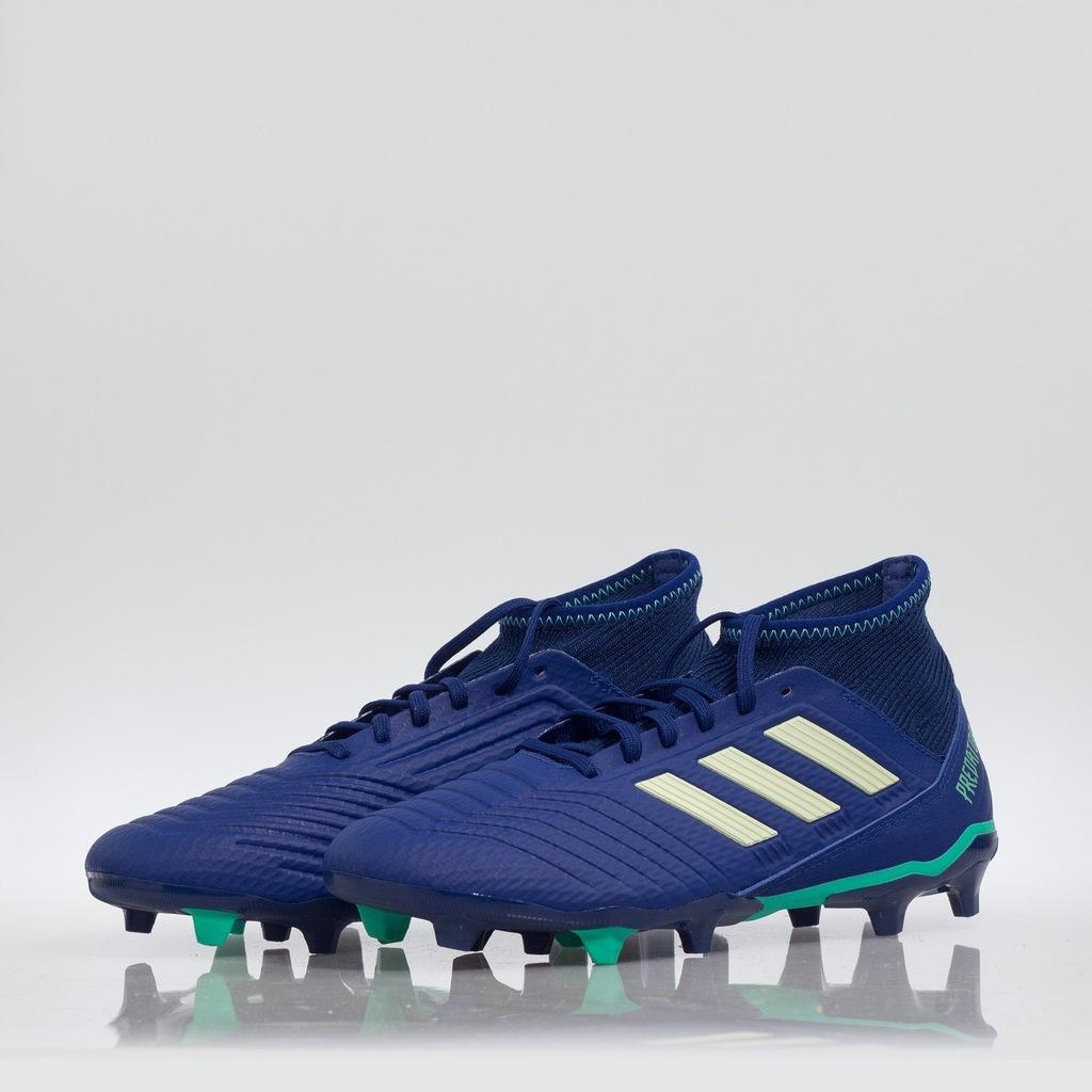 Buty piłkarskie adidas Predator 18.3 FG 43 1/3