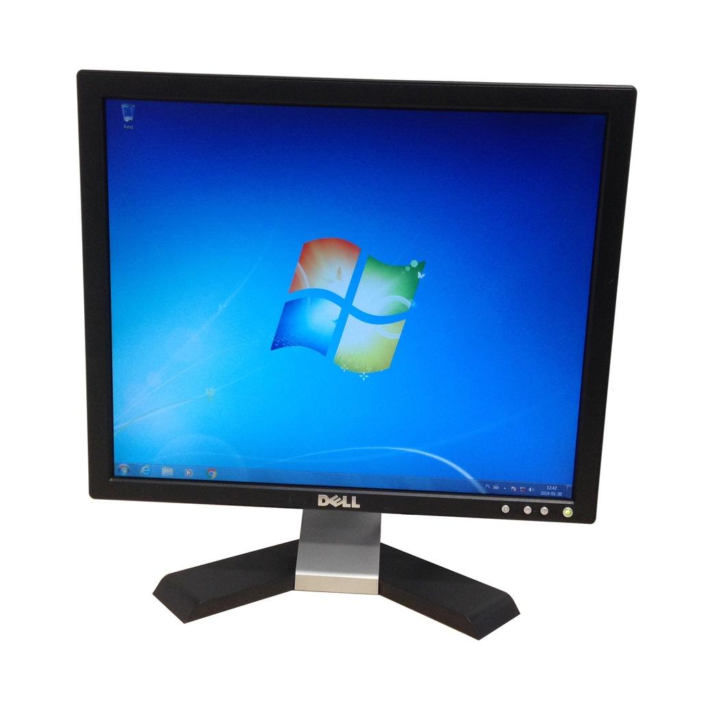 Monitor Dell E178 17 Lcd 1280x1024 Vga 7811775599 Oficjalne Archiwum Allegro