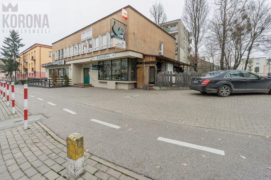 Komercyjne, Białystok, Centrum, 230 m²