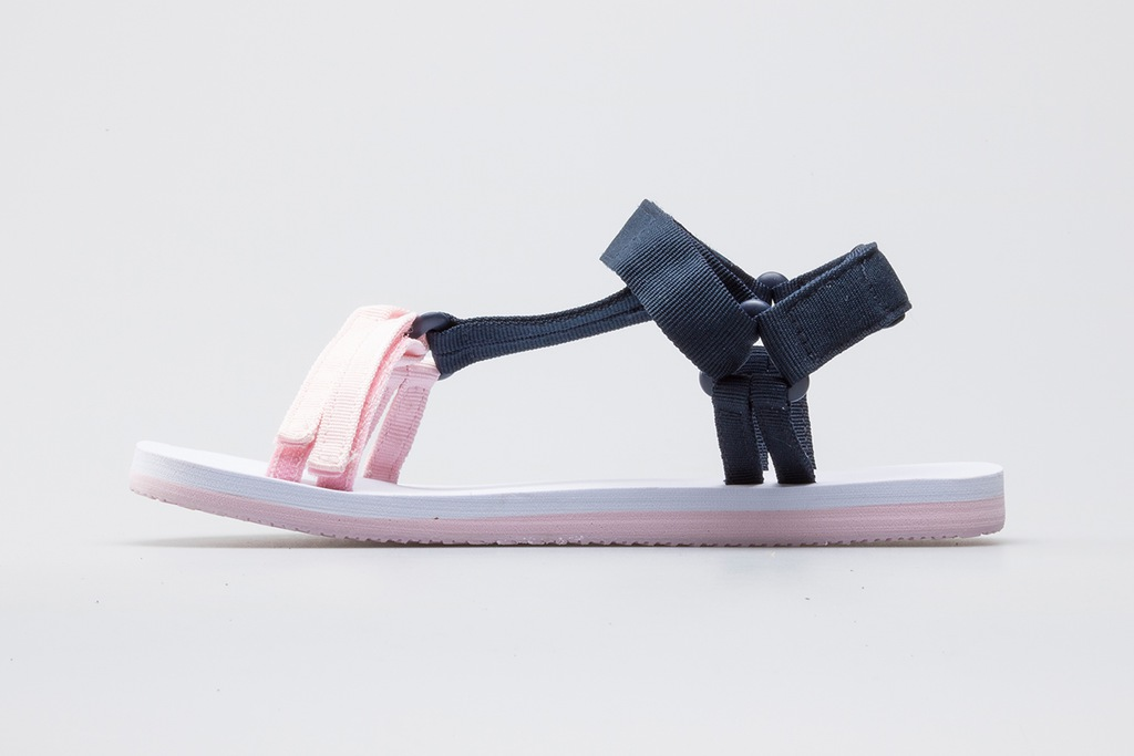 Sandały Klapki damskie 4F H4L18 SAD001 65S r. 41