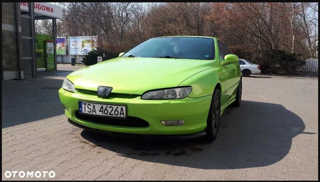 Peugeot 406 Coupe 3 0 V6 Benzyna Automat 200km 98r 9245262012 Oficjalne Archiwum Allegro