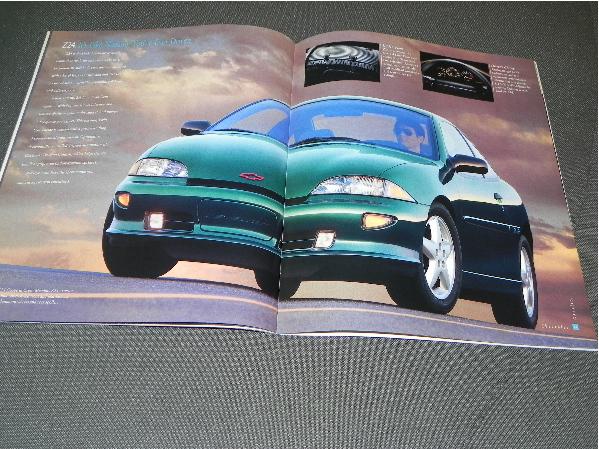 Chevrolet Cavalier Z24 Coupe Convertible - 1996