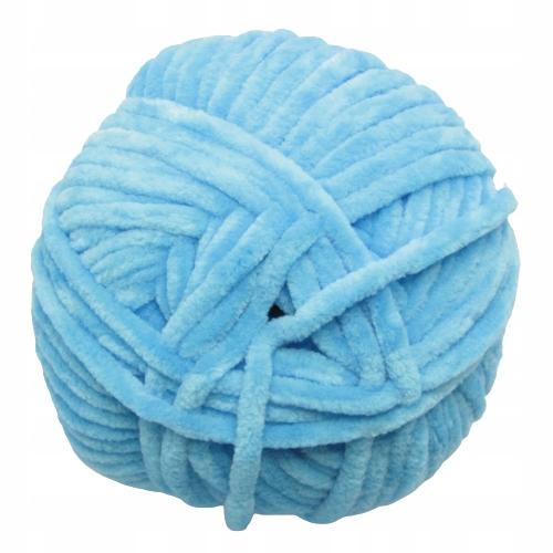 YARN ART włóczka DOLCE 100 g/ 120 m Niebieski 758