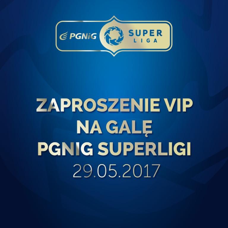 Zaproszenie VIP na Galę PGNiG Superligi dla 2 osób