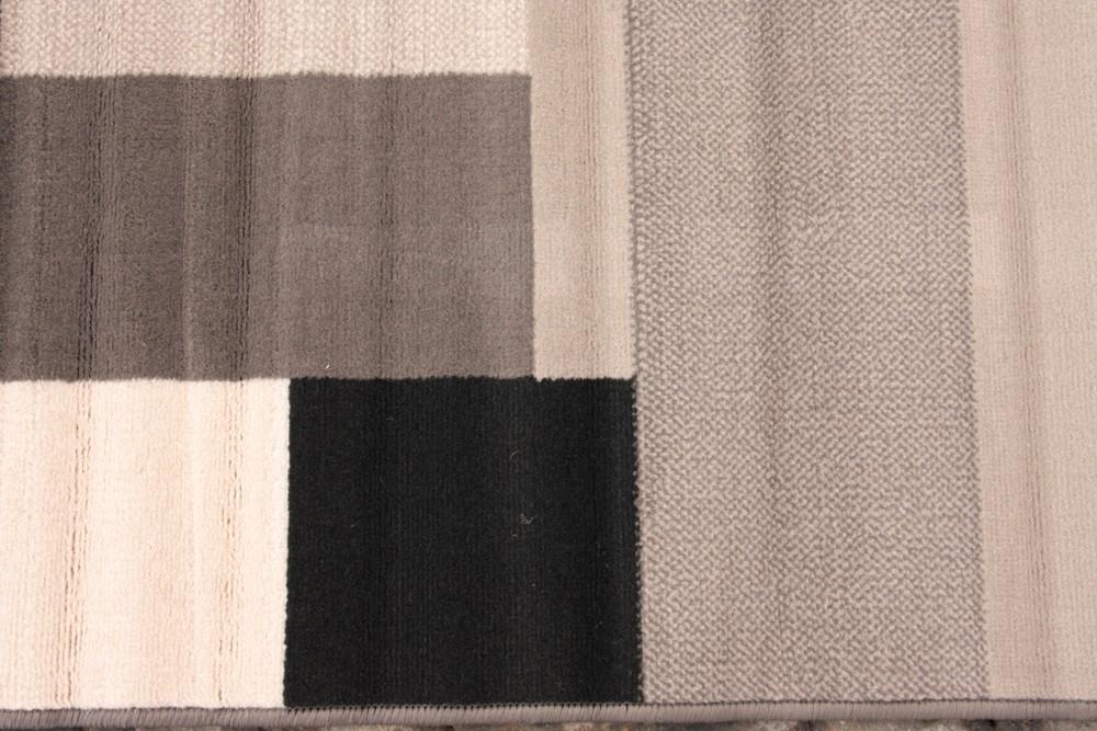 Dywany TETRIS POPIEL 190X280 super młodzieżowe