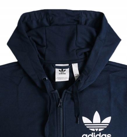 Bluza Adidas Originals Premium Full Zip D75 S