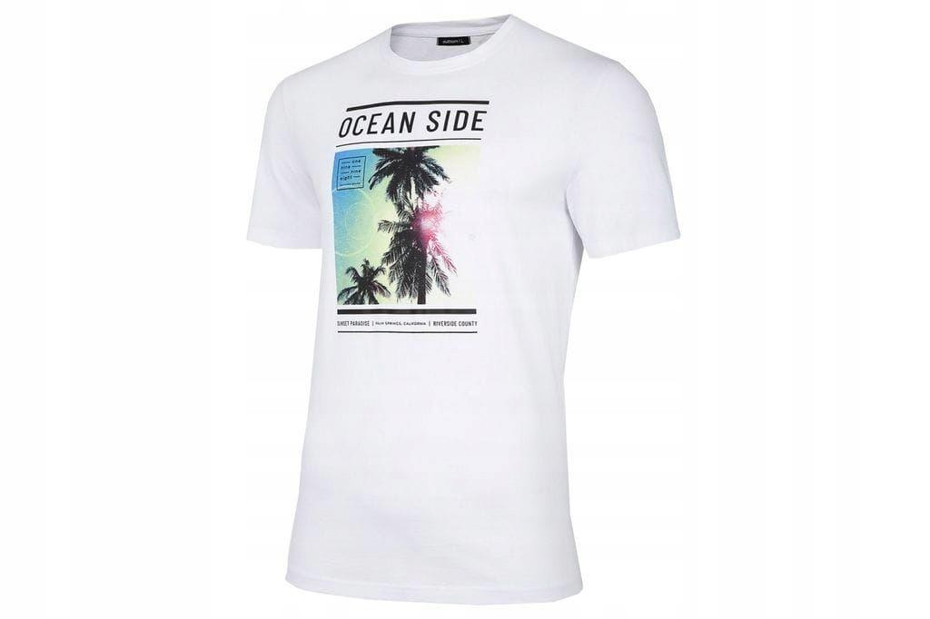 Koszulka Outhorn HOL20 TSM621 Biały