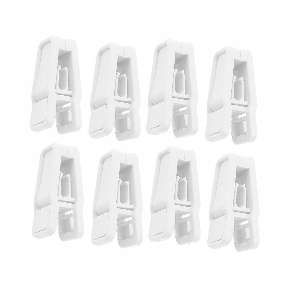 30 sztuk Plastikowe spinacze do bielizny Antypośli