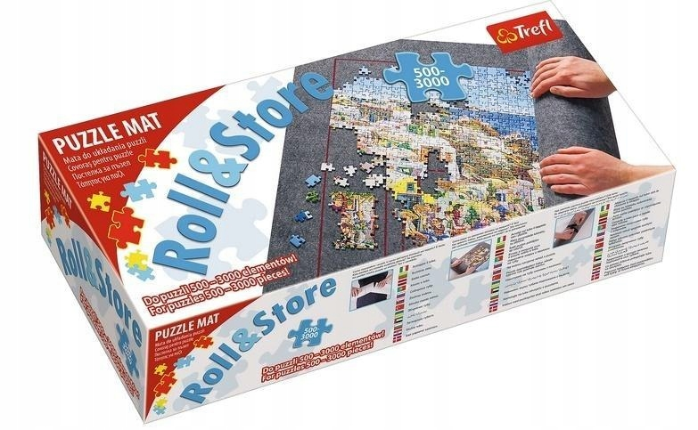 Mata do układania puzzli 500 - 3000 TREFL