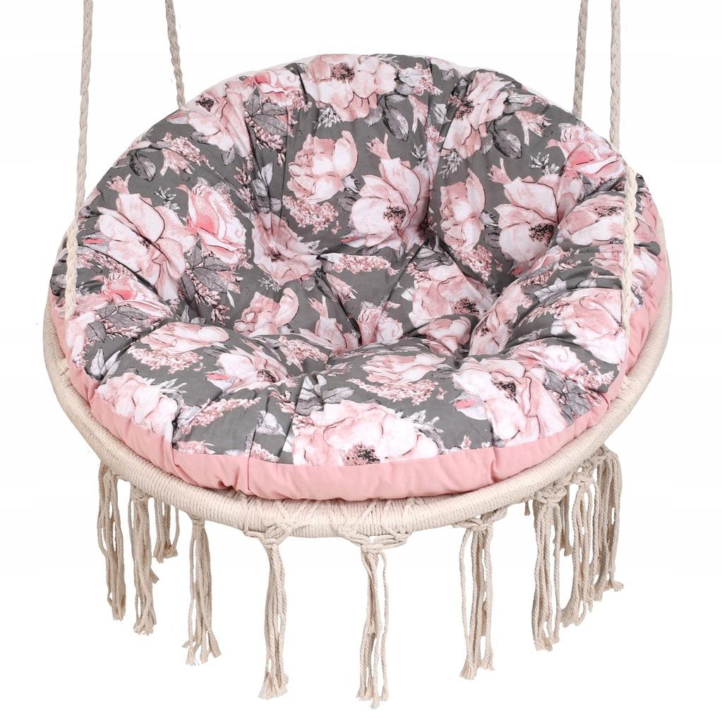 Poduszka na huśtawkę fotel bocianie gniazdo 100cm