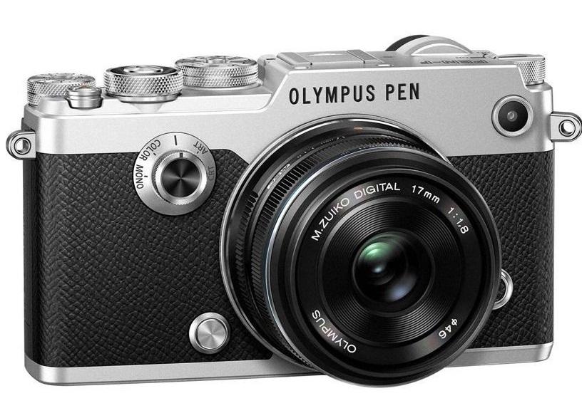 OLYMPUS PEN-F + 17mm F1.8 M.ZUIKO + UV + LAMPA FV