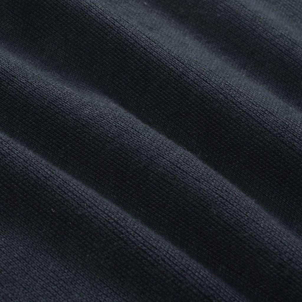 Sweter Męski w Serek, Navy, Rozmiar XXL