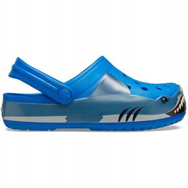 Buty Crocs Fun Lab Shark Band Jr 206271 R. 32-33