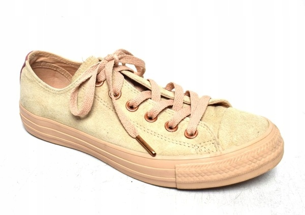 Converse Chuck Taylor All Star Suede Low Top 37