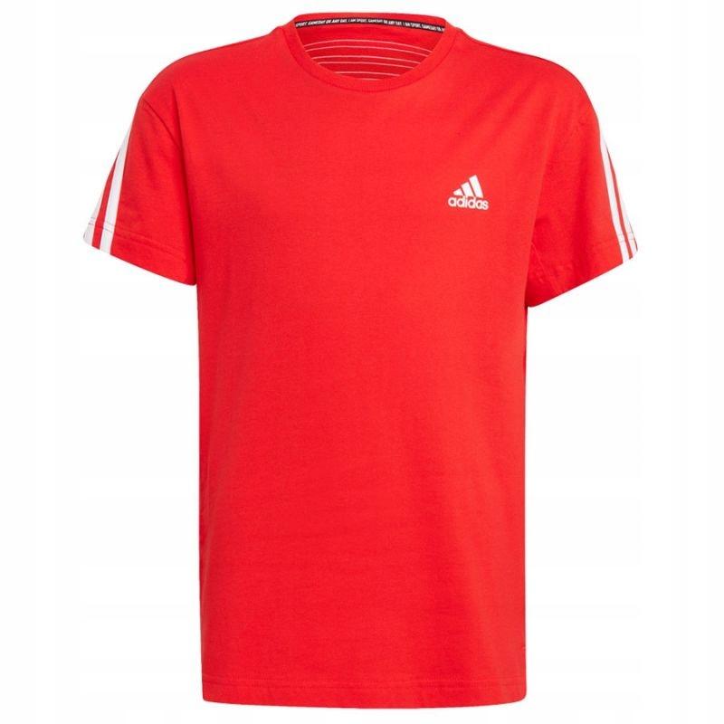Koszulka adidas B 3S Tee Jr GJ6676 134 cm