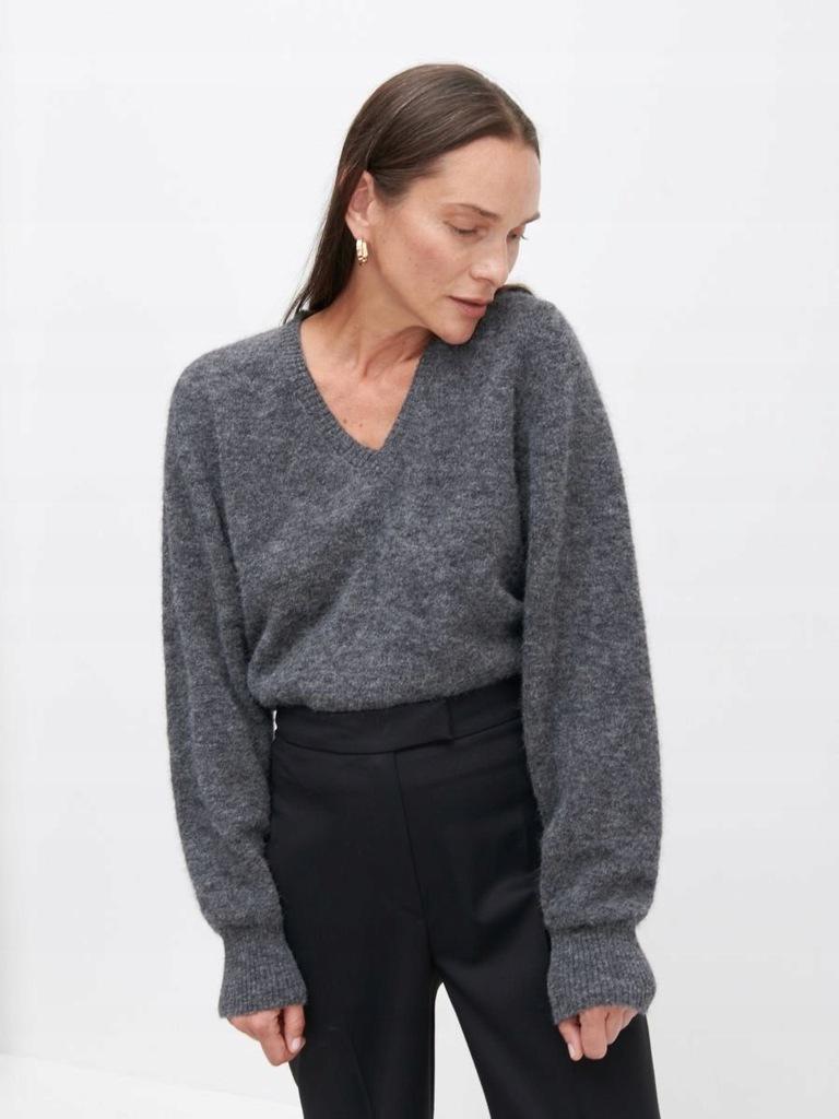 Reserved Premium Sweter Alpaka 249zł St.303 Avenue
