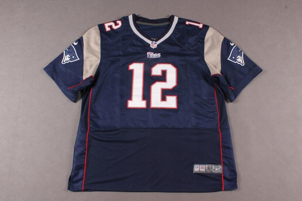 Koszulka NFL New England Patriots Brady #12 2XL